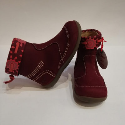 KIKCERS BELLO BORDEAUX PRINT SPIRIT