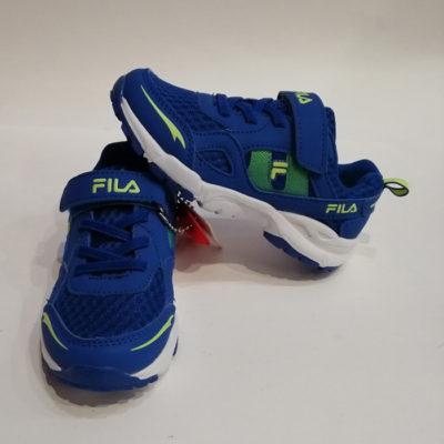 FILA PRINCE BLUE/GREEN GECKO