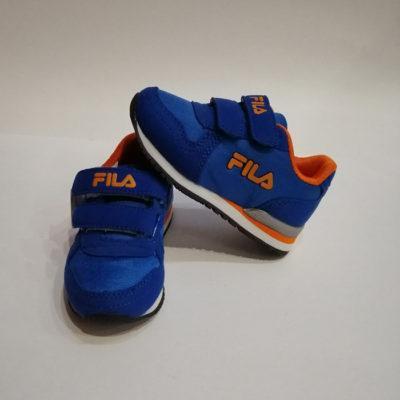 FILA BLUE-ORANGE