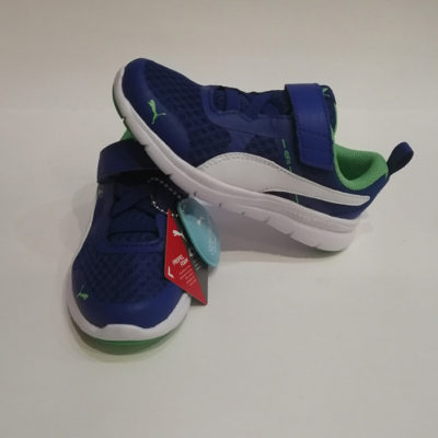 PUMA SURF THE WEB -GREEN BLUE