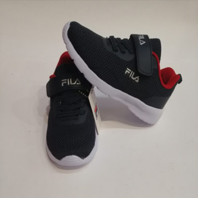 FILA NAVY/METALLIC SILVER