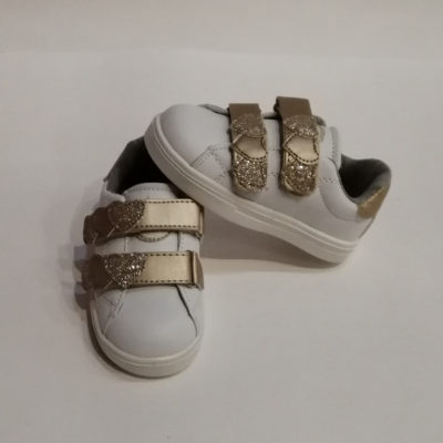 EXE KIDS WHITE-GOLD 540-473