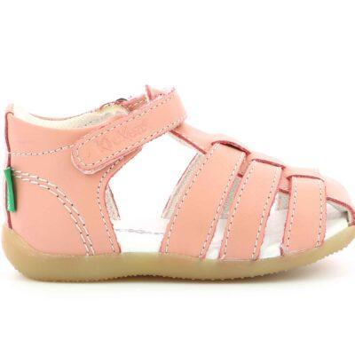 KICKERS BIGFLO 2 ROSE CLAIR