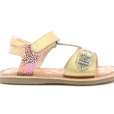 KICKERS DIAZZ ROSE LEOPARD